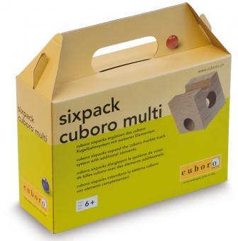 cuboro sixpack multi (Erweiterung) (FSC)