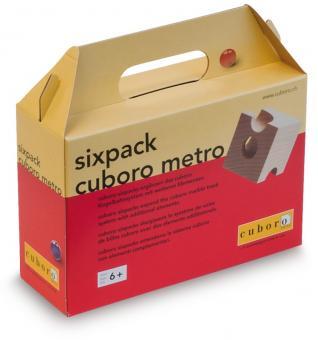 cuboro sixpack metro (Erweiterung) (FSC)