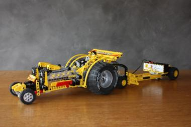 LEGO® Technic Power Puller