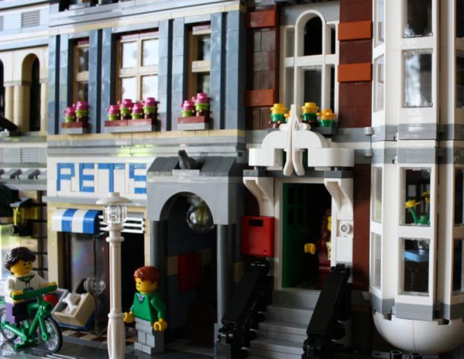 LEGO® Pet Shop