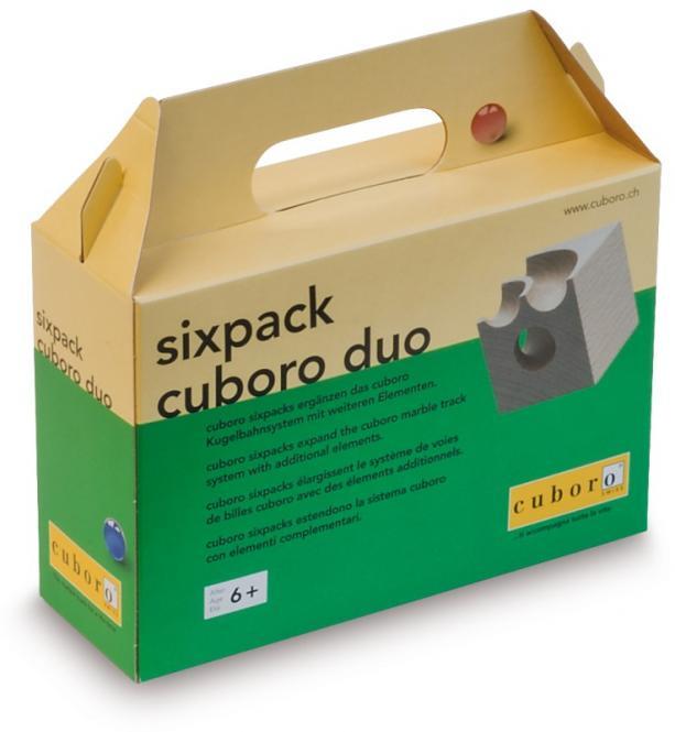 cuboro sixpack duo (Erweiterung) (FSC)
