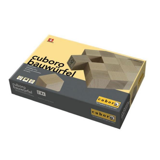 cuboro Bauwürfel (FSC)