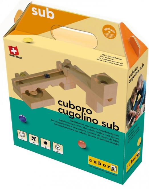 cuboro cugolino sub (FSC) - aktuell ausverkauft!