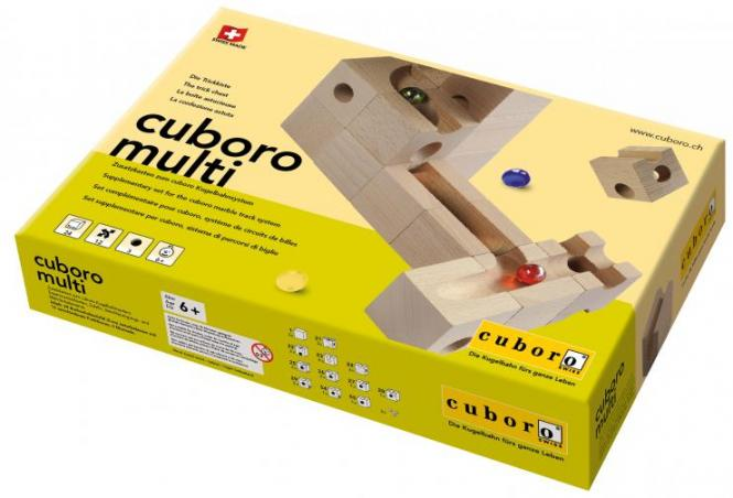 cuboro multi (Erweiterung) (FSC)