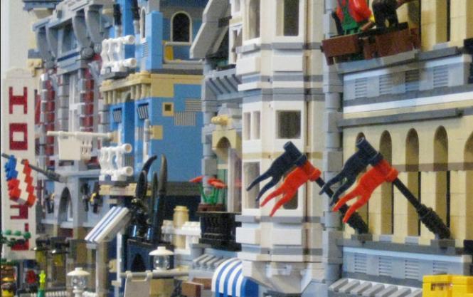Modulares Bauen 10.000 Teile-Special