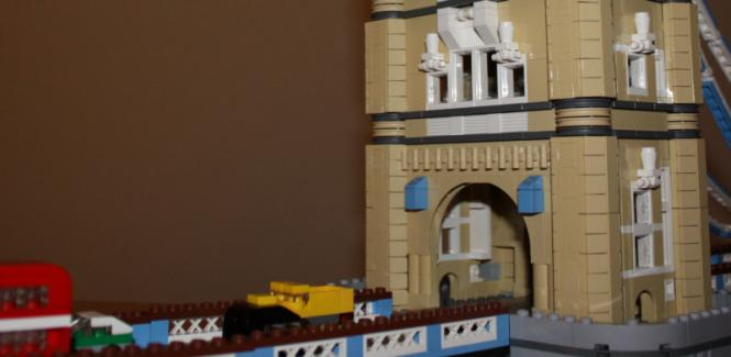 LEGO® Tower Bridge