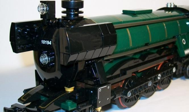 LEGO® Smaragdexpress